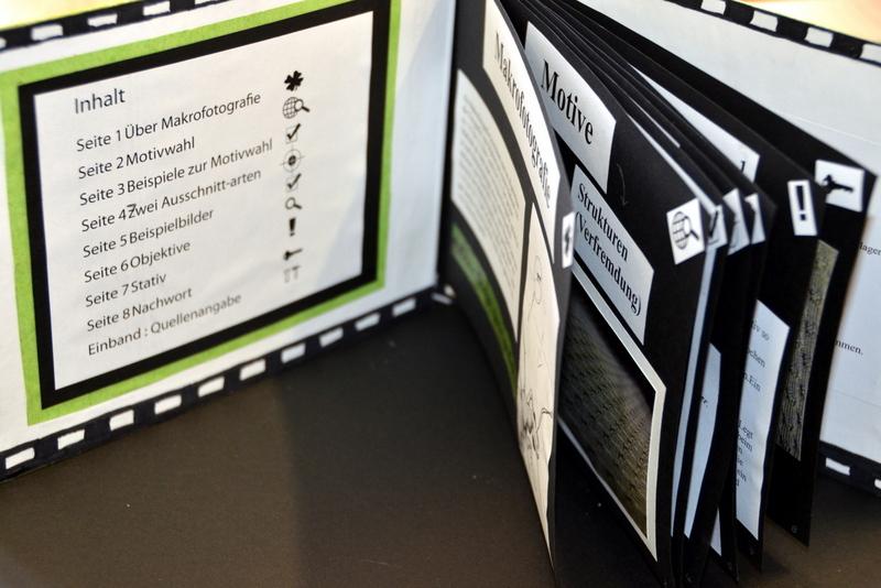 1.Semester: Medien-Buchgestaltung