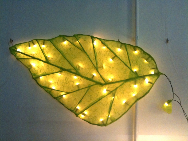 2.Semester: Design-Lampenobjekt