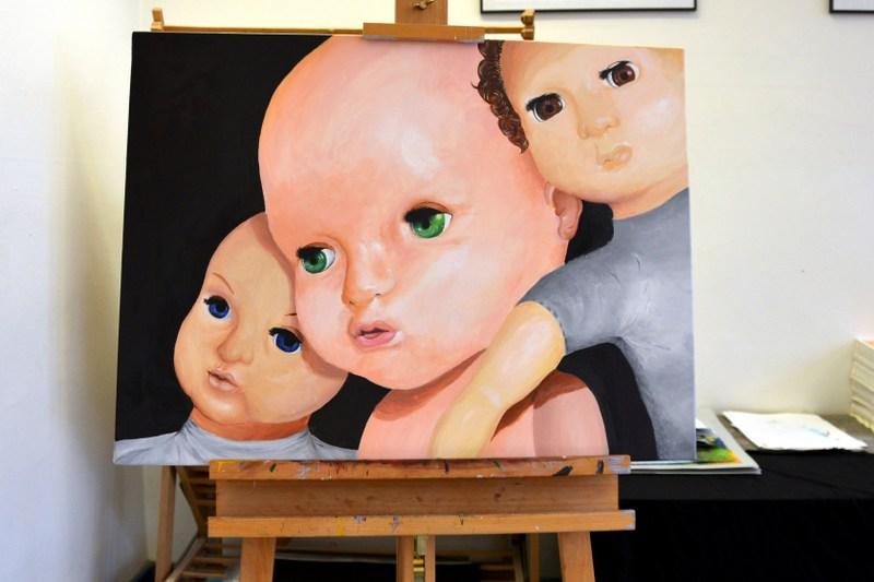 3.Semester: Malerei