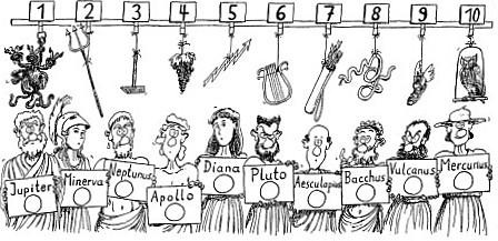 Das Fach Latein stellt sich vor…