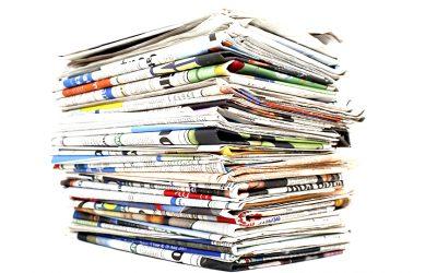 Projektwoche zum Thema: Zeitung – ein veraltetes Medium?