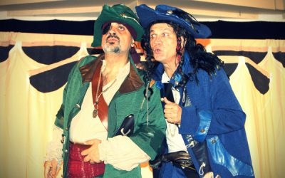 Treasure Island – The Play Group zu Gast an der GHS