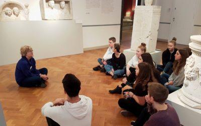 """Unser Workshop """"Aus aller Welt – Zusammenleben in der Antike"""""""
