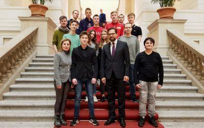 Bericht zur Exkursion ins Berliner Abgeordnetenhaus