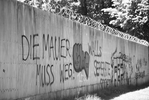 Unsere Ausstellung zur Berliner Mauer